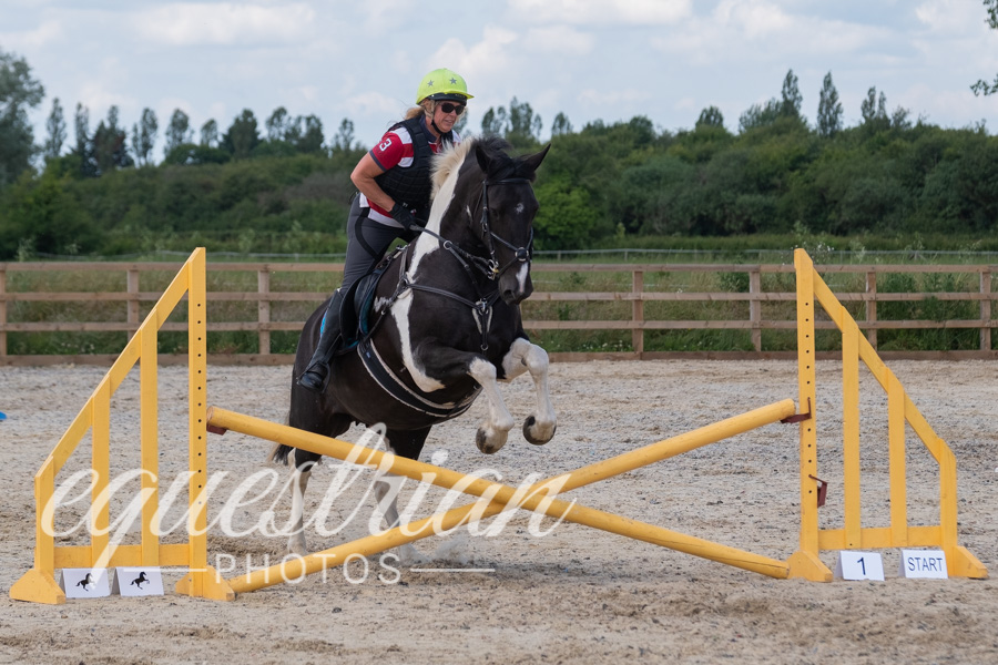 Brook Stud Show Jumping